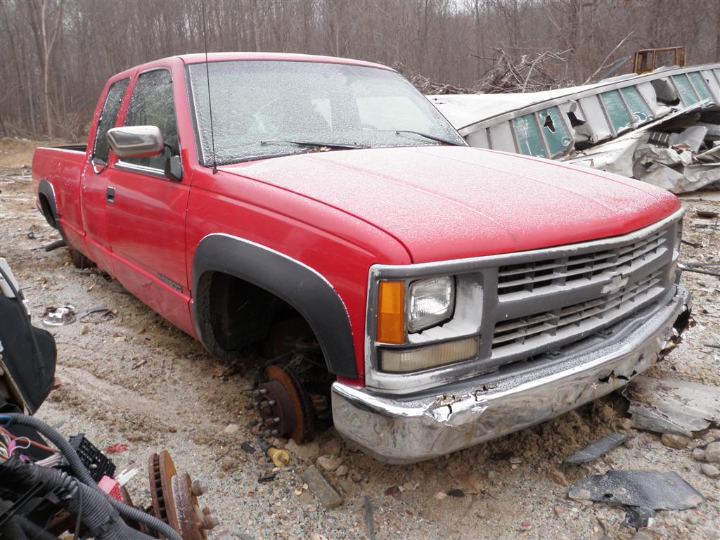 Truck 98 chevy truck parts : 1998 Chevrolet K2500 Cheyenne Pickup Quality Used Parts :: East ...