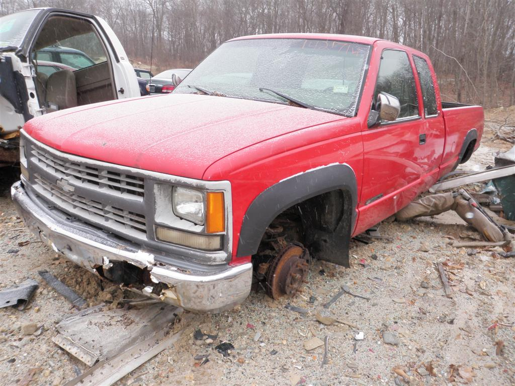 1998 Chevrolet K2500 Cheyenne Pickup Quality Used Parts :: East ...