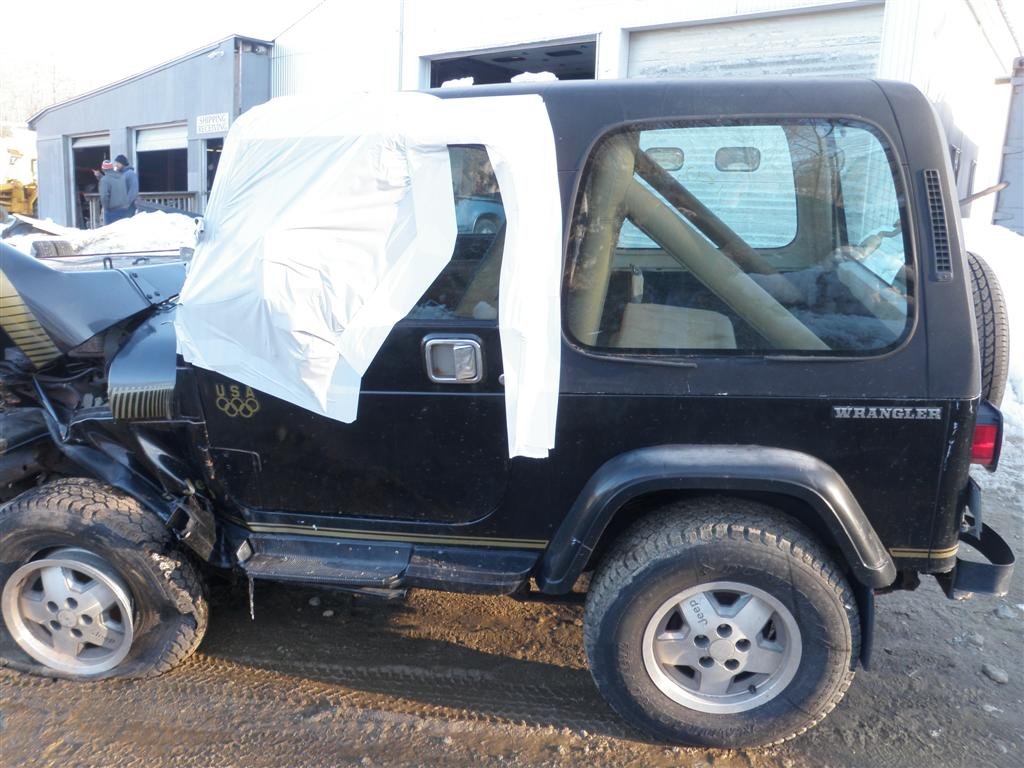 Used Jeep Wrangler Parts >> 1990 Jeep Wrangler Hard Top Quality Used Oem Replacement Parts