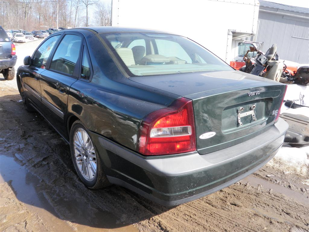 2000 Volvo 80 Series S80 T6 Quality Used Oem Replacement