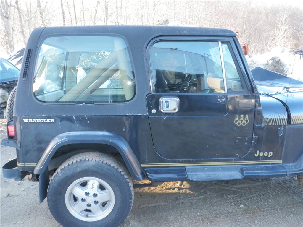 1990 jeep wrangler hard top quality used oem replacement parts east. Cars Review. Best American Auto & Cars Review