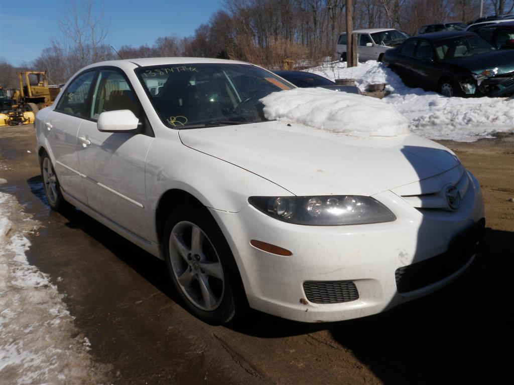We Have Just Received This 2007 Mazda Mazda6 And Have Inventoried It