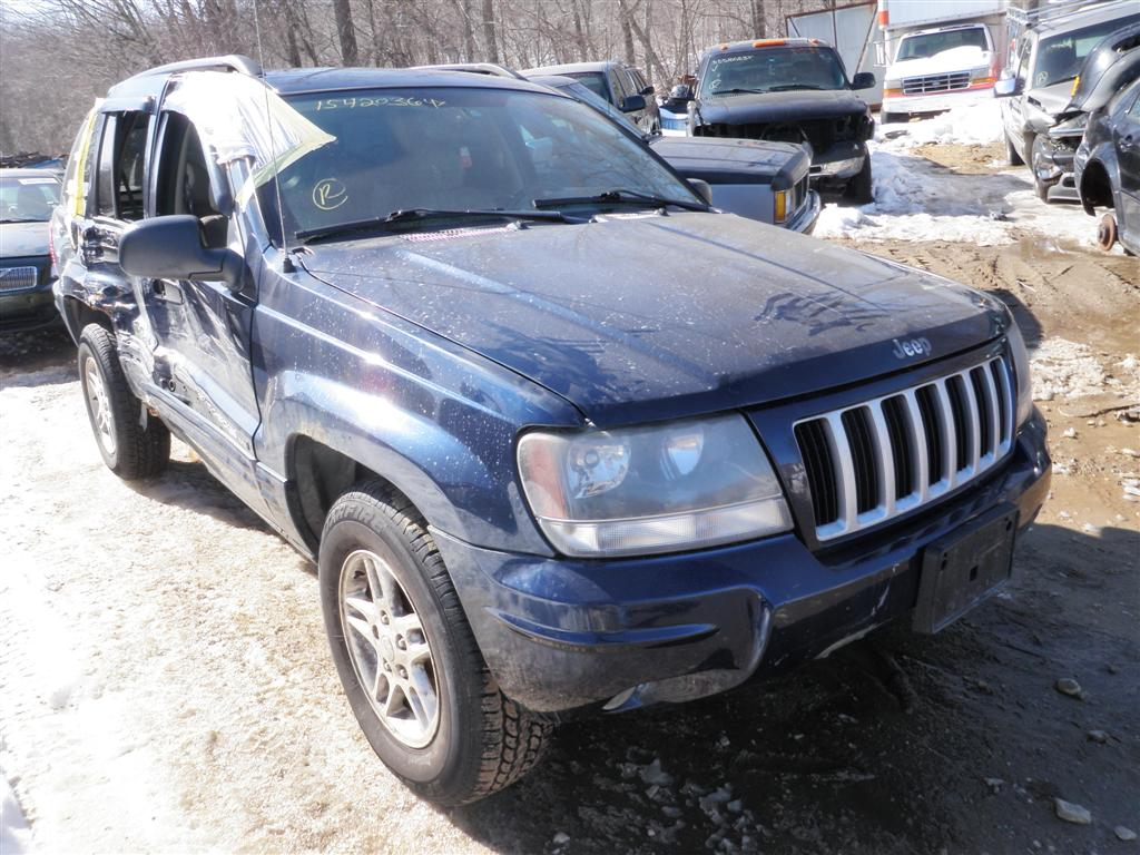 Images of Jeep Grand Cherokee Oem Parts