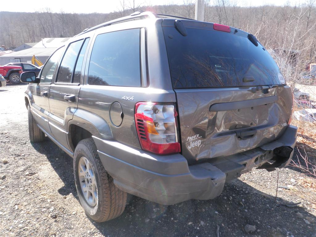 1999 jeep grand cherokee laredo 4wd quality used oem parts :: east