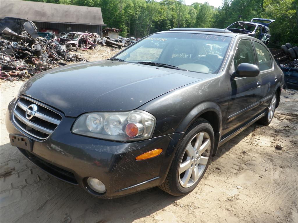 2002 nissan maxima gle quality used oem replacement parts east this vanachro Images