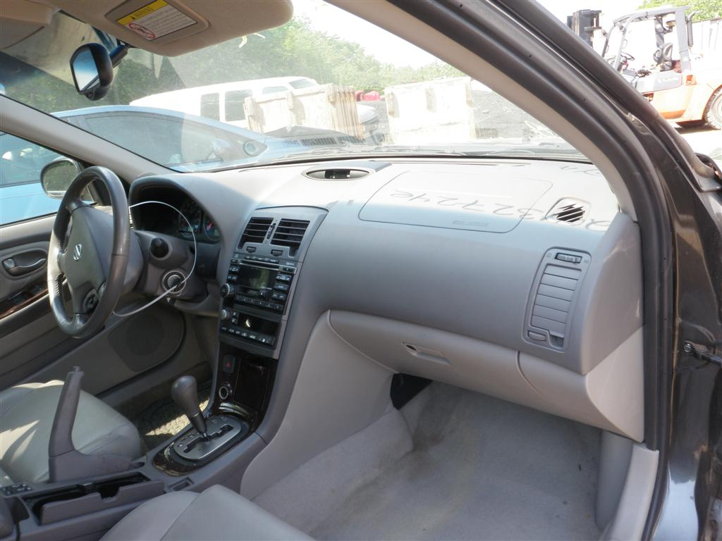 This Nissan Maxima Has A 3.5L V6 DOHC 24V Engine And A 4 Speed Automatic  Overdrive Transmission. If You Need Parts From This Maxima Or Any Other  Parts For ...