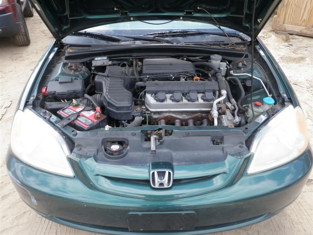 2001 Honda Civic Lx Coupe Quality Used Oem Replacement