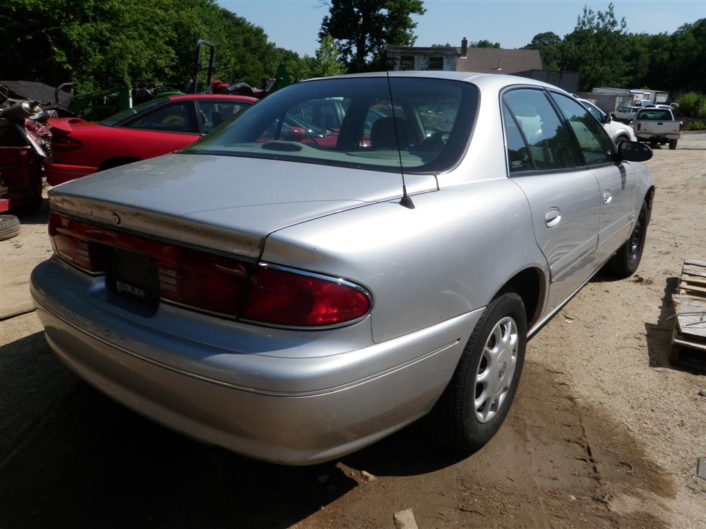 2001 Buick Century Custom Quality Used OEM Replacement Parts :: East Coast Auto Salvage
