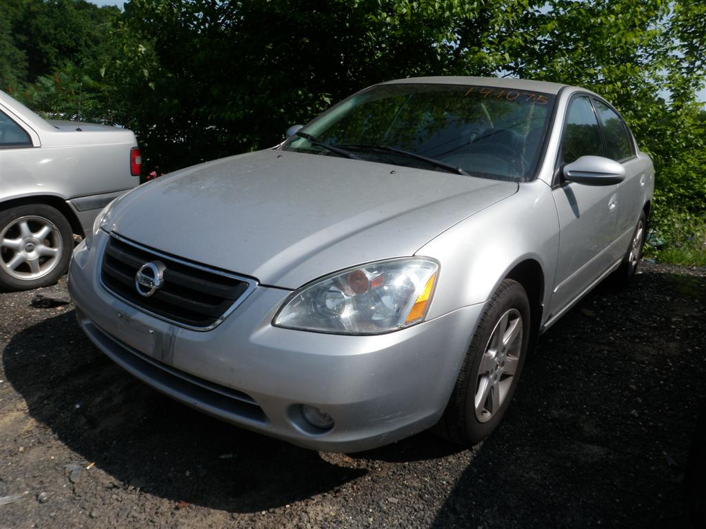 Captivating 2003 Nissan Altima 2.5 S Quality Used OEM Replacement Parts