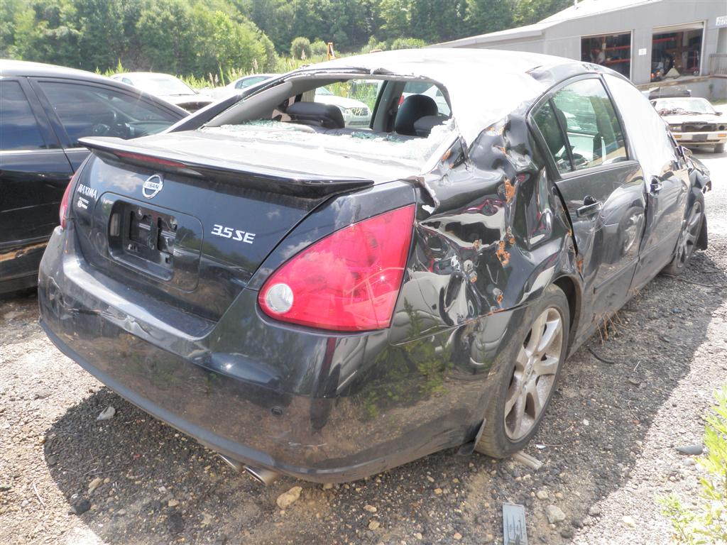 2007 Nissan Maxima SE Quality Used OEM Replacement Parts