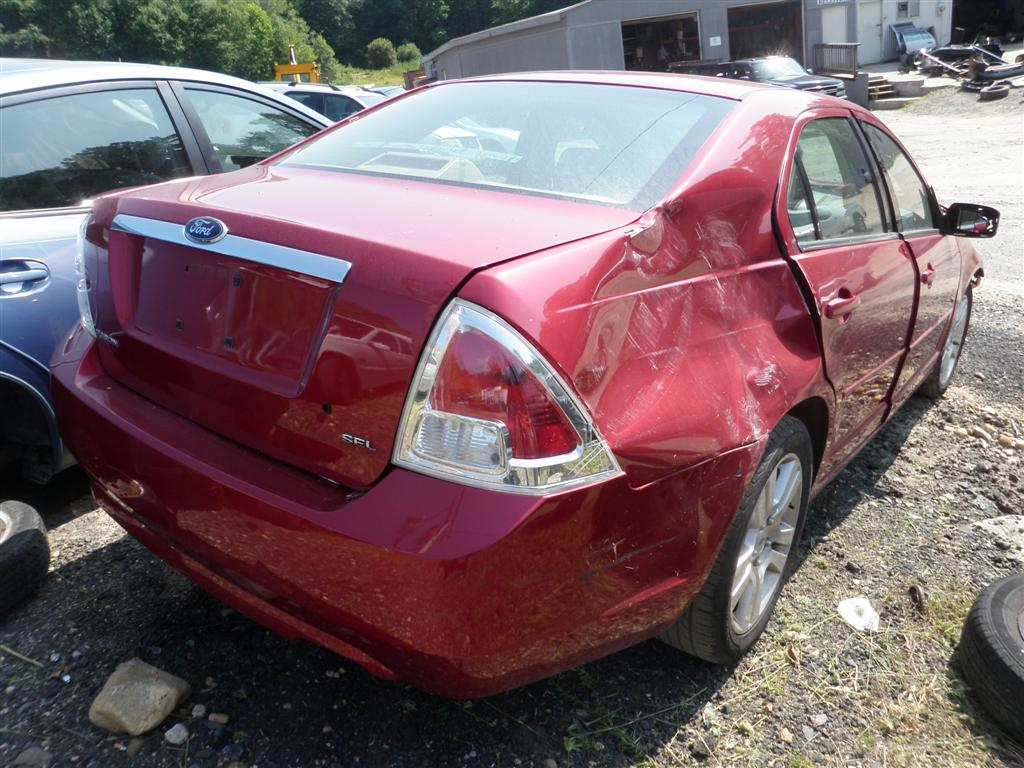 Ford Fusion Parts >> 2006 Ford Fusion Sel Quality Used Oem Replacement Parts
