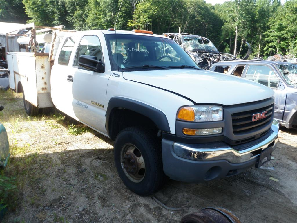2004 Gmc Sierra 3500 Work Truck Quality Used Oem Replacement Parts Gm Engine Belt Diagram This