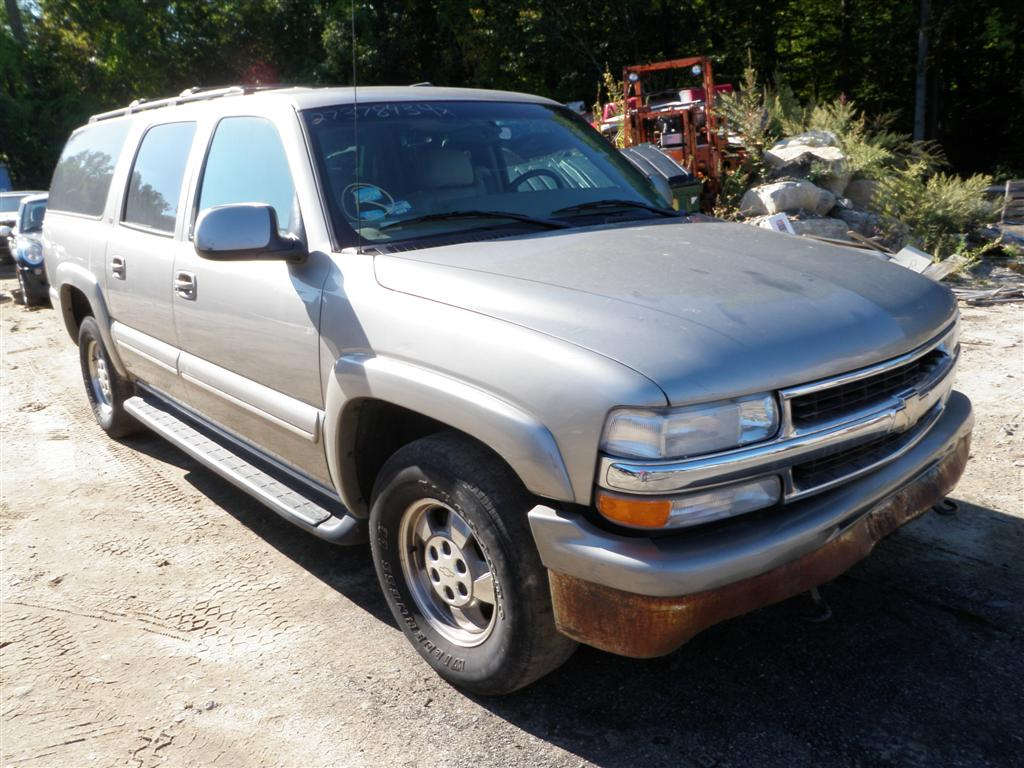 2001 Chevrolet Suburban K1500 Quality Used OEM Replacement Parts ...