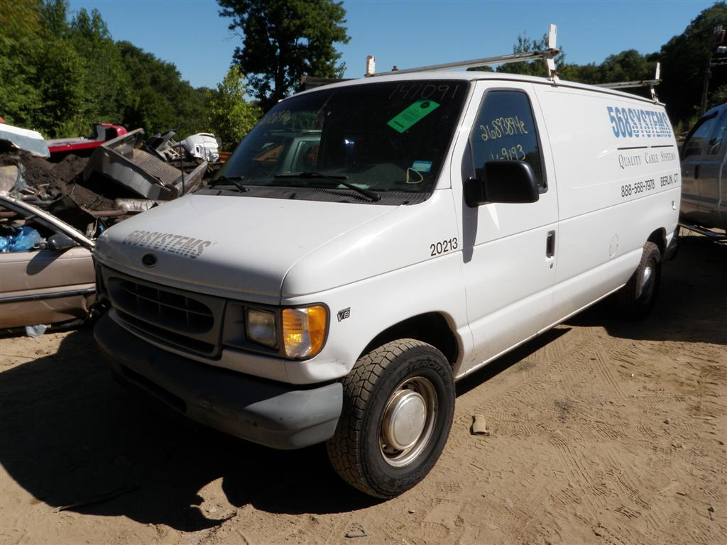 2002 Ford Econoline E150 Quality Used OEM Replacement Parts