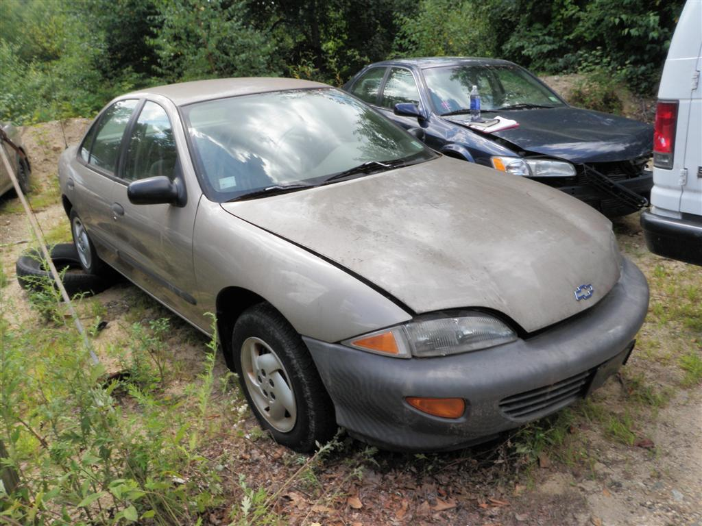 1997 Chevrolet Cavalier Sedan Quality Used OEM Replacement ...