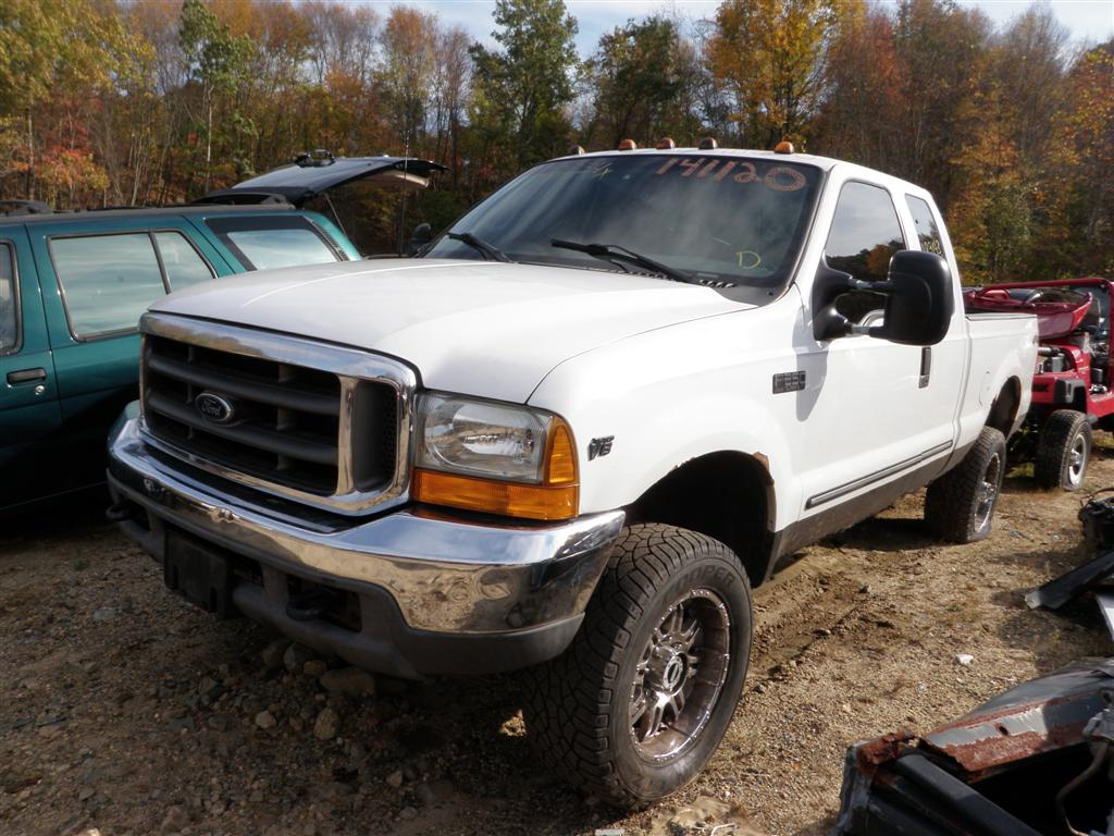 Ford Replacement Parts >> 2000 Ford F 250 Sd Xlt Quality Used Oem Replacement Parts East