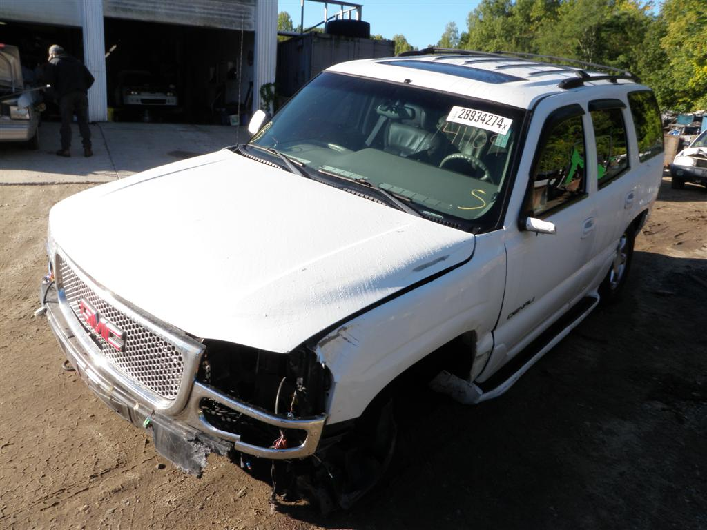 2001 Gmc Yukon Denali Quality Used Oem Replacement Parts East