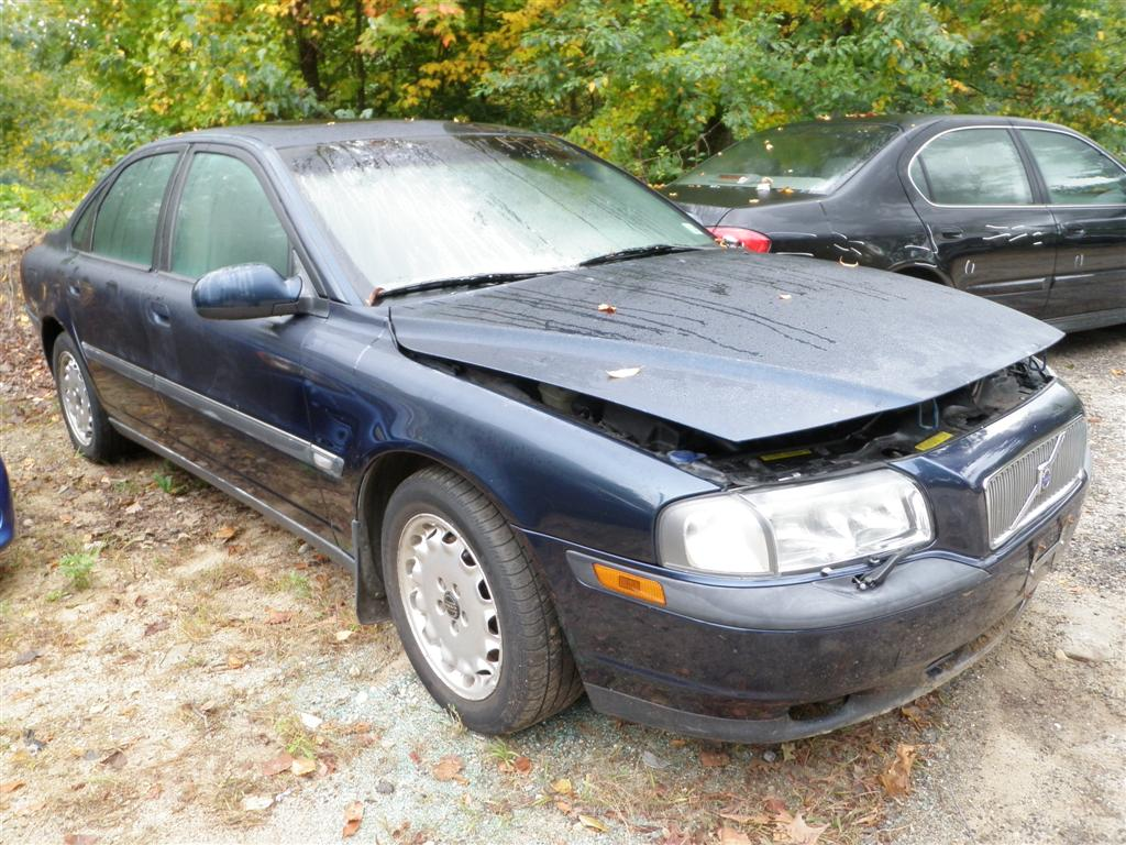 2000 Volvo S80 2 9 Quality Used Oem Replacement Parts