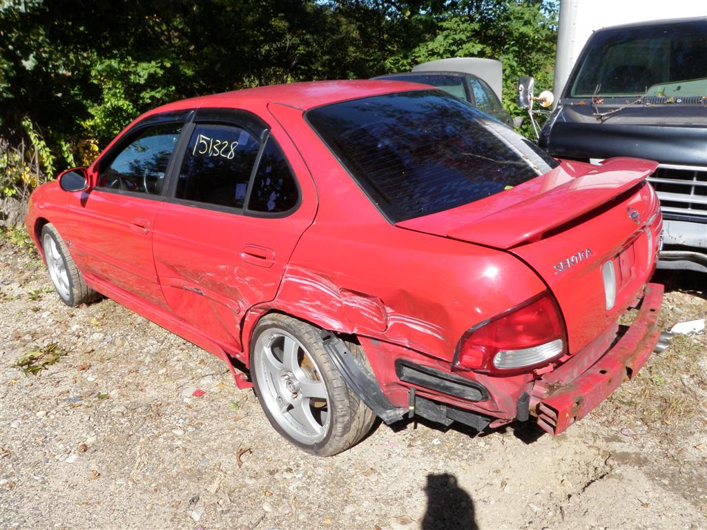 2003 nissan sentra se-r spec v quality used oem replacement parts