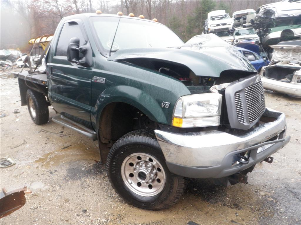02 ford f350 parts