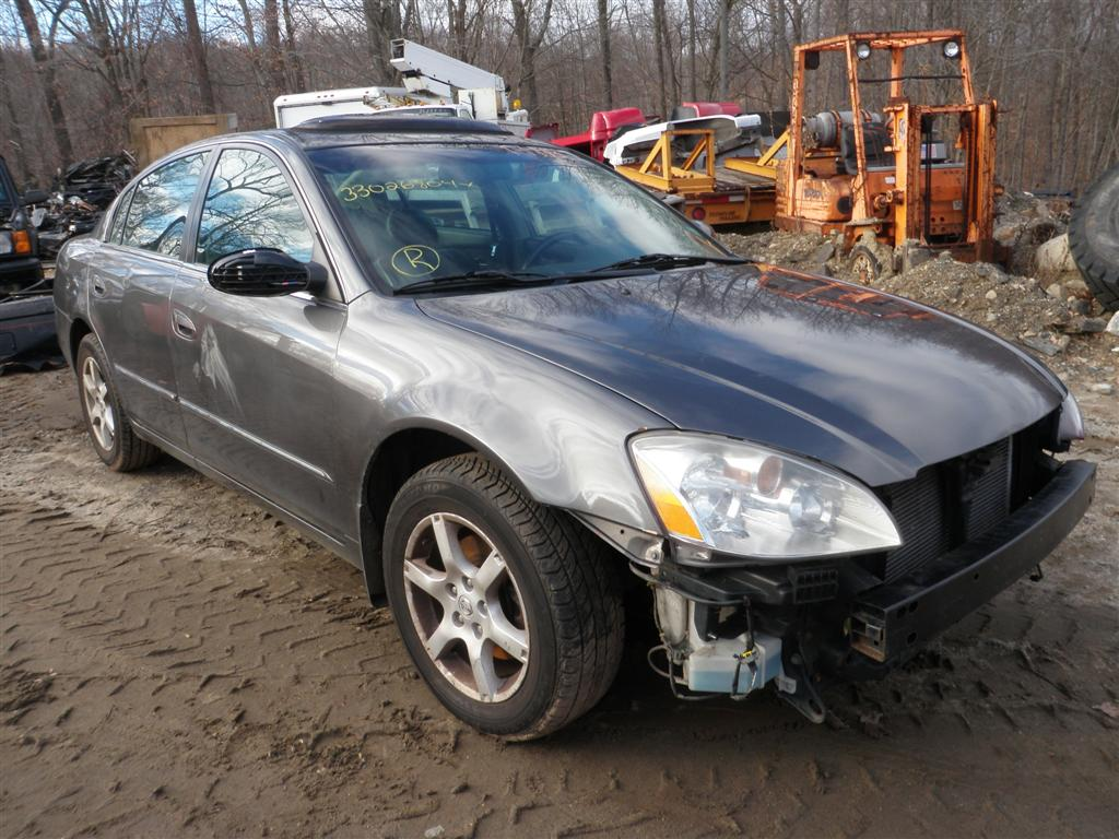 2005 nissan altima 2.5 s quality used oem replacement parts