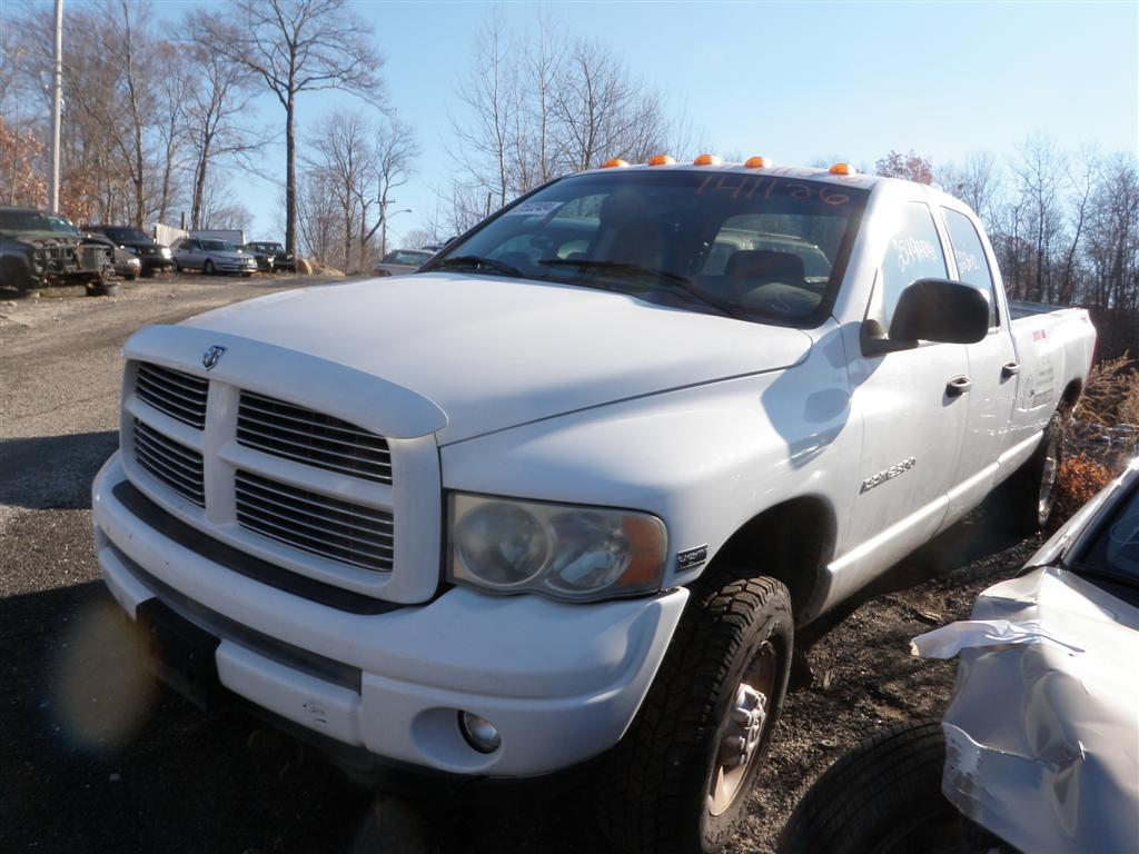 2003 03 Dodge RAM 2500 SLT Quality Used OEM Replacet Parts ...