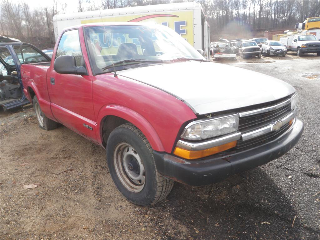 1998 chevrolet s10 pickup quality used oem replacement