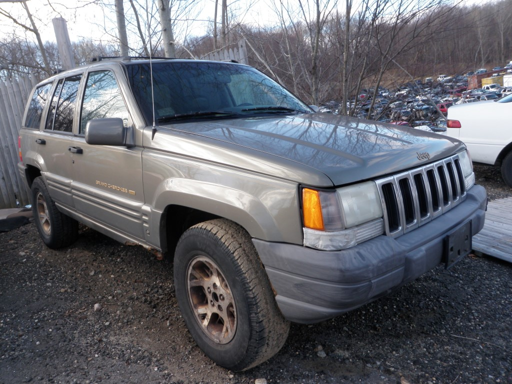 1998 Jeep Grand Cherokee Limited Quality Used Oem Replacement Parts East Coast Auto Salvage
