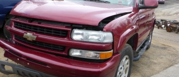 2004 Chevy Tahoe Z71 #161010